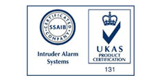 UKAS product certification for intruder alarm systems