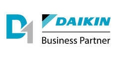 DAIKIN business partner logo