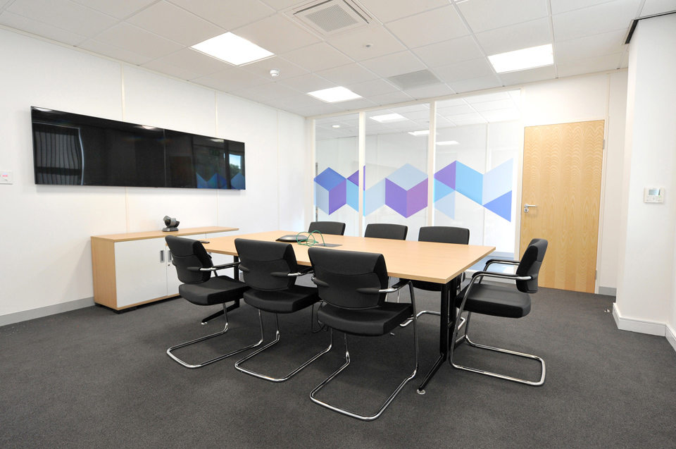 meeting room renovation