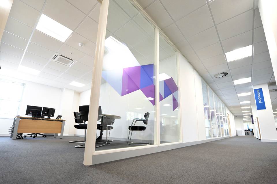 compass south fit out