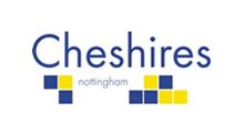 Cheshires Nottingham logo