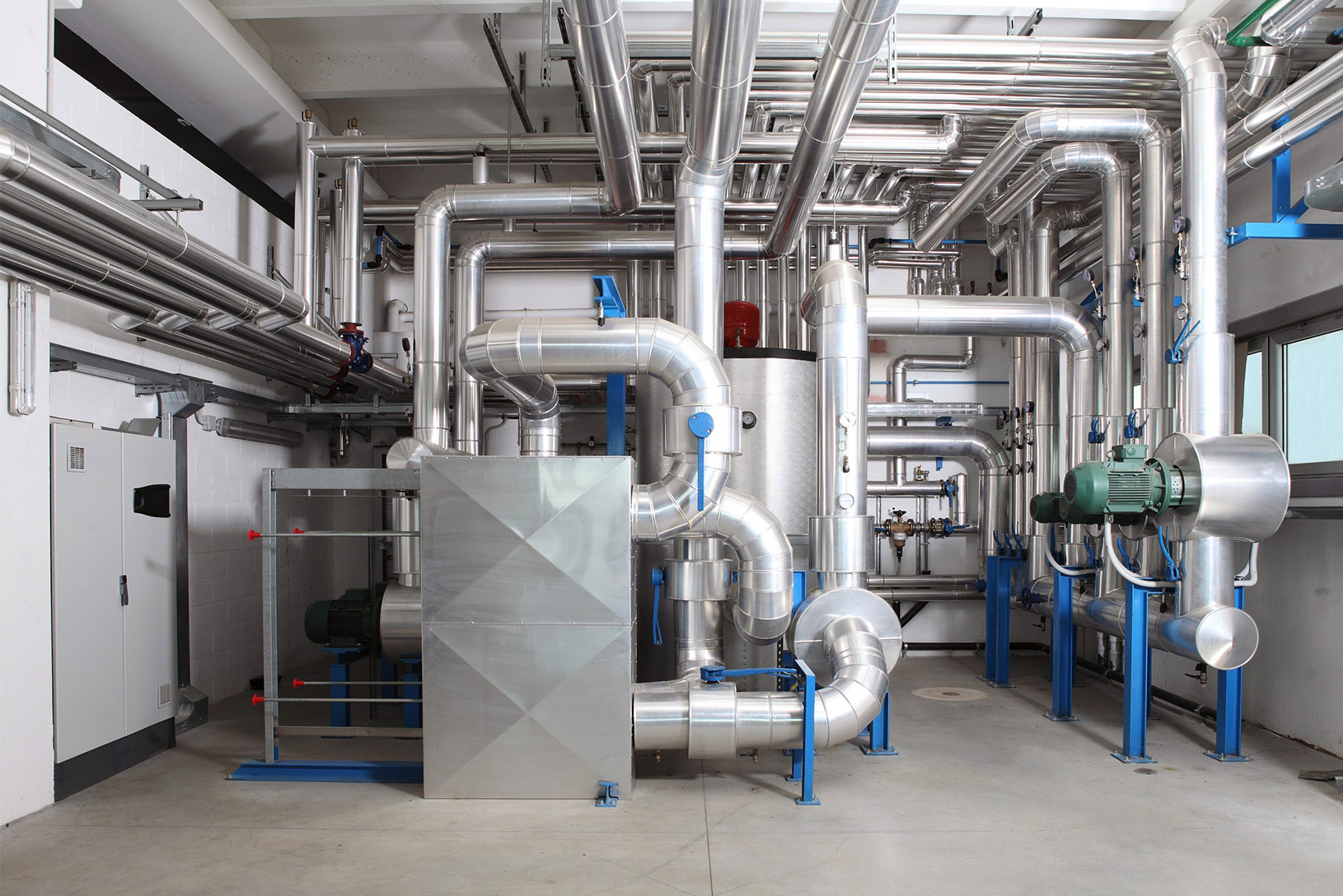 nottingham industrial air conditioning